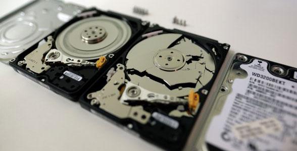Способы удаления разделов жесткого диска