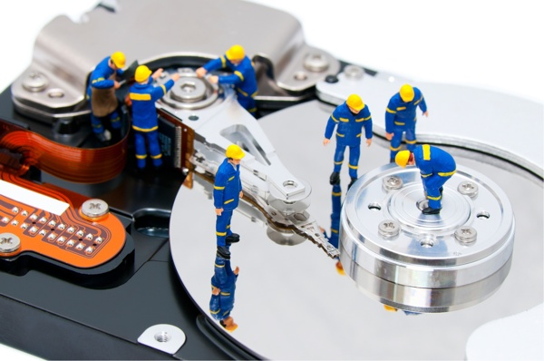 восстановление хард диска - фото 3